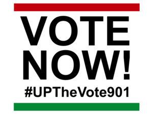 upthevote901-logo-v2
